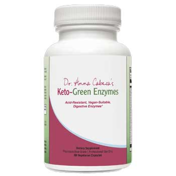 Dr. Anna Cabeca's Keto-Green Enzymes