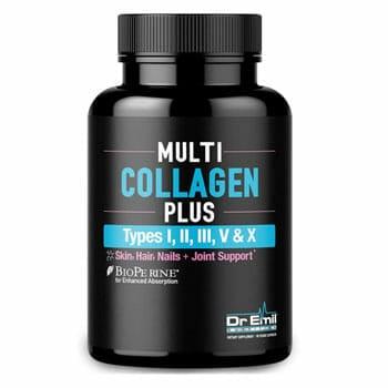 Dr. Emil's Nutrition MultiCollagen Plus