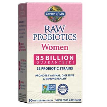Garden of Life RAW Probiotics
