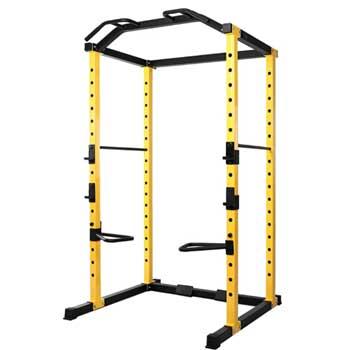 HulkFit 1000-Pound Capacity Multi-Function Adjustable Power Cage