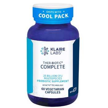 Klaire Labs Ther-Biotic Complete Probiotic