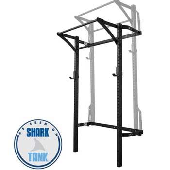 Murphy Rack Fold Up Squat Rack, Wall Mounted Folding Power Rack