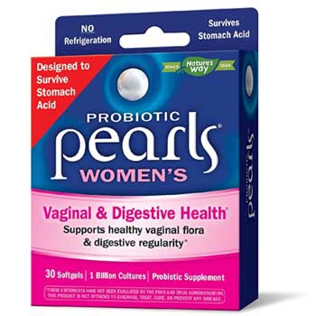 Nature's Way Probiotic Pearls