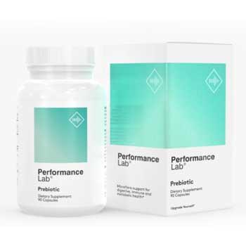 Performance Lab Prebiotic Supplement