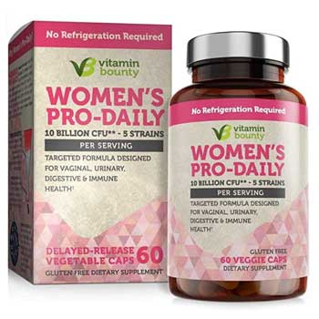 Vitamin Bounty Pro Daily Probiotic