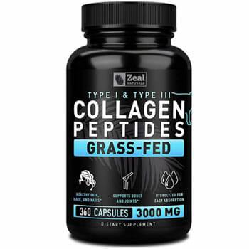 Zeal Naturals Collagen Peptides