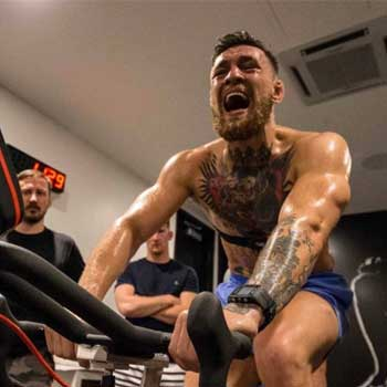 Conor McGregor's Workout Routine