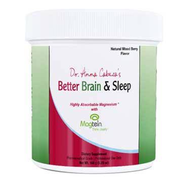 Dr. Anna Cabeca's Better Brain & Sleep