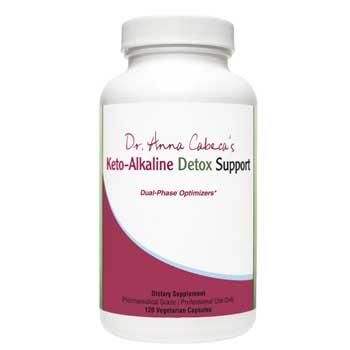 Dr. Anna Cabeca's Keto-Alkaline Detox Support