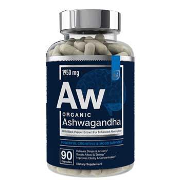 Essential Elements Organic Ashwagandha