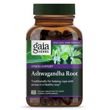 Gaia Herbs Ashwagandha Root Extract