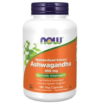 NOW Supplements, Ashwagandha