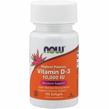 now supplements vitamin d3