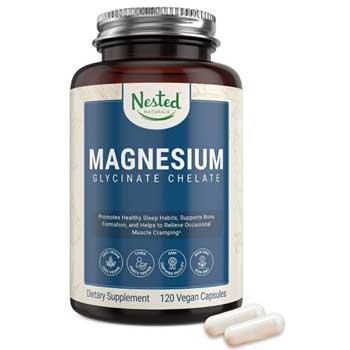 Nested Naturals Magnesium Glycinate