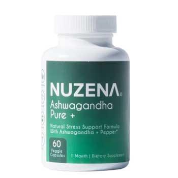 Nuzena Organic Ashwagandha