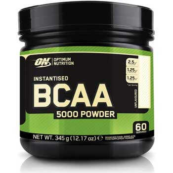 Optimum Nutrition Instantized BCAA Powder
