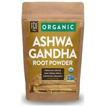 FGO Organic Ashwagandha Root Powder