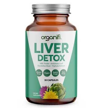Organifi Natural Liver Detox