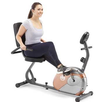 Recumbent Bike - Marcy Recumbent Exercise Bike