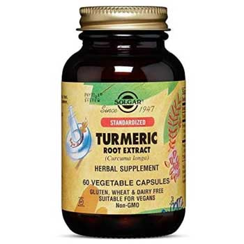 Solgar Standardized Turmeric Root Extract