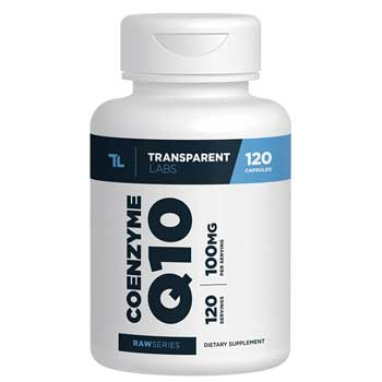 Transparent Labs Coenzyme Q10