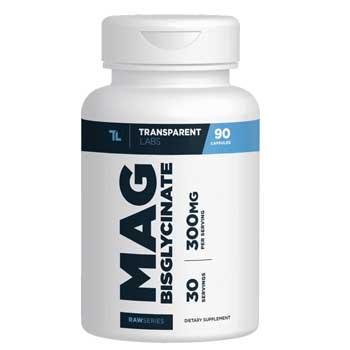 Transparent Labs Rawseries Magnesium Bisglycinate