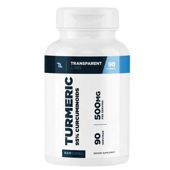 Transparent Labs Rawseries Turmeric 95% Curcuminoids