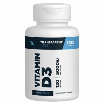 transparent labs vitamin d3