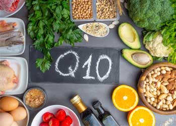 COq10 ingredients