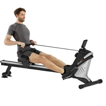 ATIVAFIT Magnetic Rower