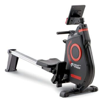 Circuit Fitness Folding Rowing Machine