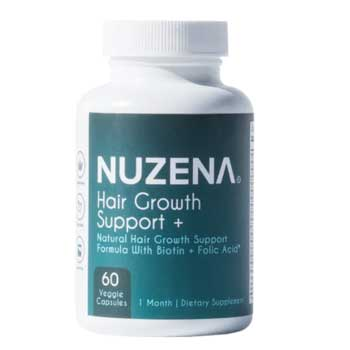 Nuzena Hair Growth Support +