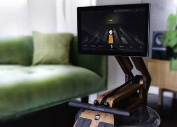 Rowing Machine Digital LCD