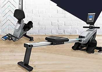 Rowing Machine Height and Weight