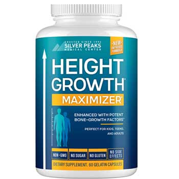 Silver Peaks Height Growth Maximizer