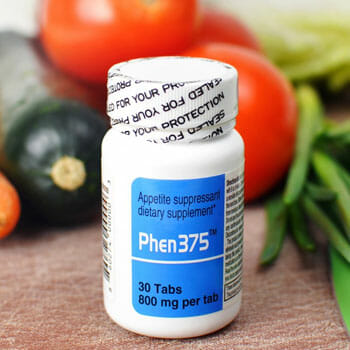phen375 and vegetables