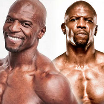 terry crews portrait