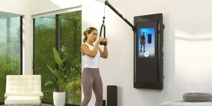 tonal workout