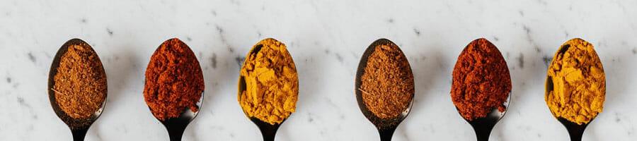 powdered ingredients