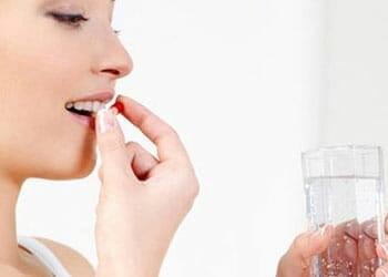 pill intake
