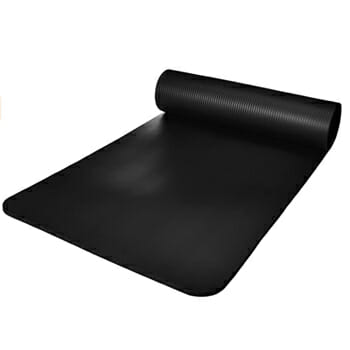 AmazonBasics Thich Exercise Mat
