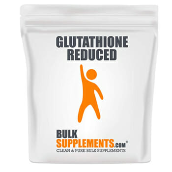 BulkSupplements Glutathione