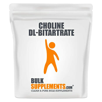 Bulksupplements Choline DL