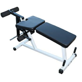 Deltech Fitness Leg Extension Machine
