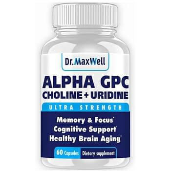 Dr. MaxWell Alpha GPC