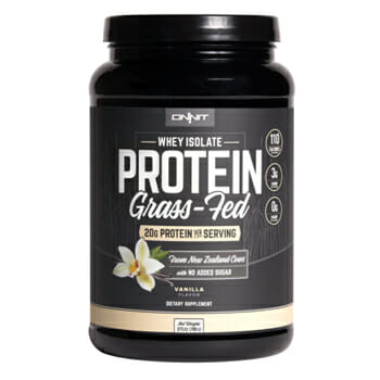 ONNIT Whey Protein