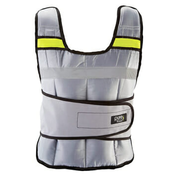 Pure Fitness Adjustable weighted belt