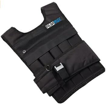 RunfastMax Pro Weighted Vest