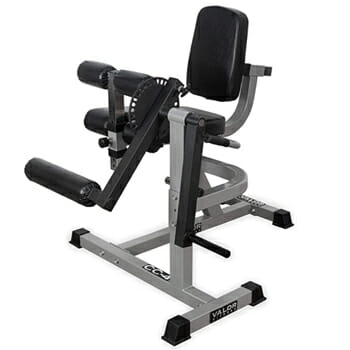 Valor Fitness CC-4 Leg Extension Machine