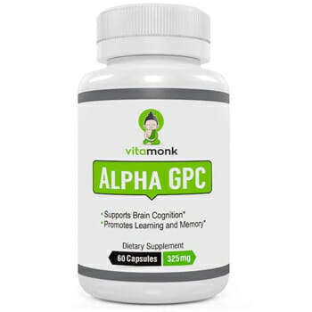 Vitamonk Alpha GPC